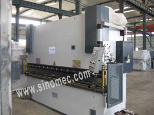 Wc67k-300t/3200 Nc Bending Machine/Hydraulic Press Brake pictures & photos