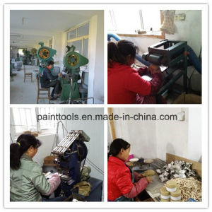 Plastic Handle Paint Brush with Pet Filament pictures & photos