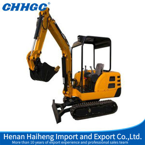 Famouse Brand Chhgc Hjh 22 2.2t Hydraulic Crawler Excavator Crawlers for Sale pictures & photos