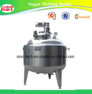 Sugar Melting Boiler Pot pictures & photos