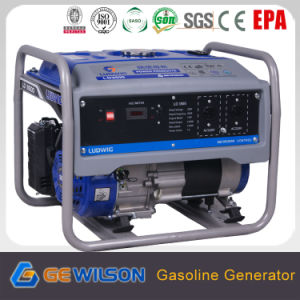 3.3kw Single Phase Digital Petrol Gasoline Generator pictures & photos