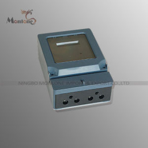 Customized Single Phase Prepayment Meter Electronic Meter Enclosure (MLIE-EMC020) pictures & photos