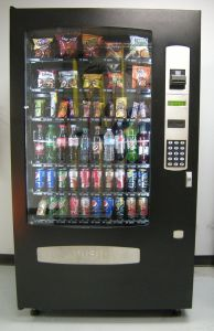 Low-Cost High Quality Snack and Beverage Vending Machine (VCM5000) pictures & photos