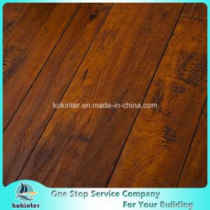 Kok Hardwood Flooring Laminate Random Width 06 pictures & photos