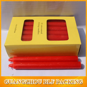 2016 New Disigncustom Folded Candle Paper Box pictures & photos