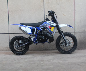 50cc Sport Motorcycle Meets Euro CE Requirement Dirt Bike
