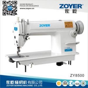 Zoyer High Speed Lockstitch Industrial Sewing Machine (ZY8500) pictures & photos
