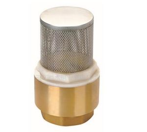 "1/2""-3"" Forged Brass Water Foot Valve for Water pictures & photos"