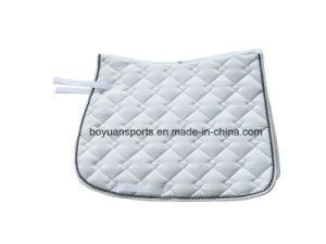 Customized Cotton Horse Saddle Pad for Wholesale pictures & photos