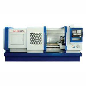 Apply in Oil Industry CNC Turning Machine pictures & photos