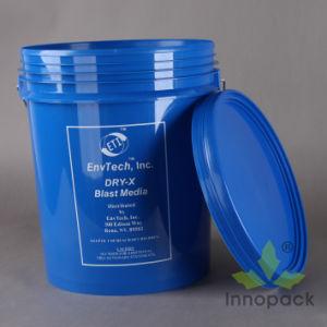Printed 5 Gallon Pails and Plastic Buckets Wholesale with Pour Spout pictures & photos