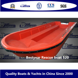 Bestyear Rescue Boat 520 pictures & photos