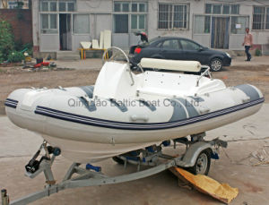 Rib Yacht Rib-420 Inflatable Boat Ce pictures & photos