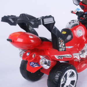 Battery Powered Kids Ride on Motorcycle Toys with Musics pictures & photos
