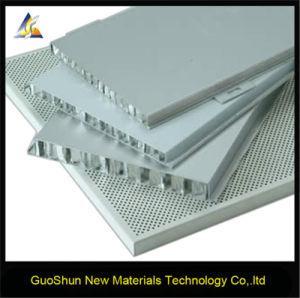 New Design Environmental PVDF/Power Coating Aluminum Honeycomb Panel pictures & photos