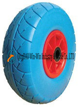 Solid PU Foam Wheel for Wagon Wheel (10 inch) pictures & photos