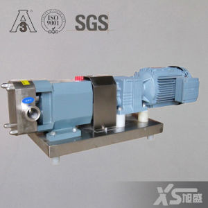 Stainless Steel Food Grade Sanitary Rotary Lobe Pump pictures & photos