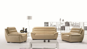 2016 Modern Leather Sofa Set Jfs-27