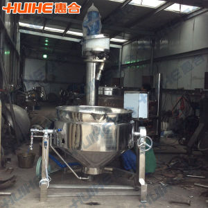Batch Production Mixng Kettle for Coffee pictures & photos