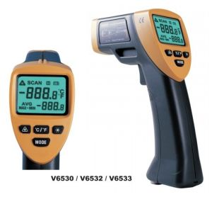 Digital Infrared Thermometer (V6530/V6532/V6533) pictures & photos