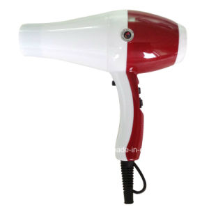 Low Price Hair Dryer White and Red Color (DN. 2301) pictures & photos