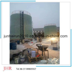 PE Liner GRP FRP Tank for Water Treatment Production Line pictures & photos