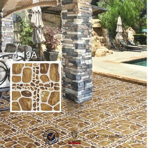 Foshan Rustic Porcelain Tiles with Popular Design