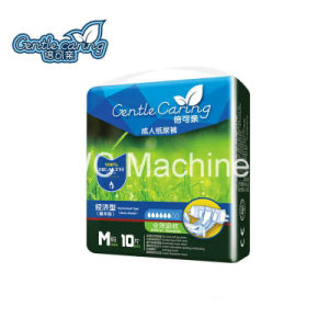 Incontinence Disposable Custom Made Adult Diapers pictures & photos