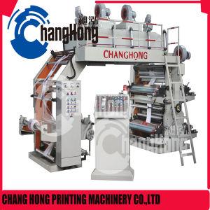 CE 4 Color Plastic Flexo Printing Machine (CH804-1000F) pictures & photos