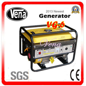 Strong Power 6.5 Kw Gasoline Generator Vg-6 pictures & photos