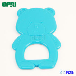 Hygenic 100% Food Grade Silicone Teether pictures & photos
