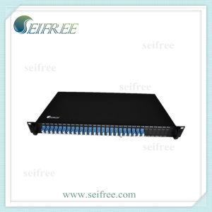 "1X2 Singlemode Optical Fiber Coupler 19"" Rack for Gpon Gepon pictures & photos"