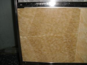 Onxy Honey Marble Tile pictures & photos