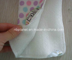 Printing Microfiber and Scrubber Kitchen Cloth pictures & photos