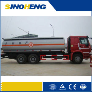 Best Quality Fuel Tank Carrier Transport Truck pictures & photos