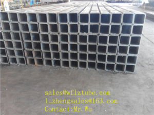 Hollow Section Pipe En10219, Square Steel Tube, Structure Steel Tube S355j2h pictures & photos