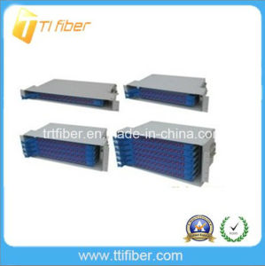 12-96 Ports Fiber Optic Patch Panel pictures & photos