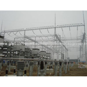 Production of High Quality Steel Structure pictures & photos