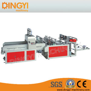 PE Automatic T-Shirt Bag Making Machine pictures & photos