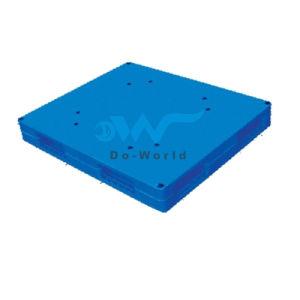 Flat Surface Double Face Plastic Pallet Dw-1210c1 pictures & photos