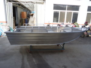 5.2m Long Aluminum Alloy Boat for 4 Persons Seat pictures & photos