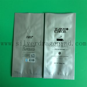 High Quality Plastic Coffee Bag with/Without Side Gusset pictures & photos