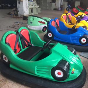 Electric Bumper Car with Two Seats for Adult and Kids pictures & photos