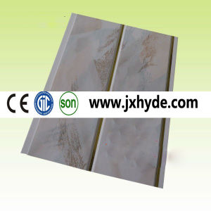 Marble Design PVC Ceiling Panel (RN-165) pictures & photos