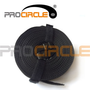 Crossfit Training Wooden Gymnastic Rings with Strap (PC-GR1001) pictures & photos