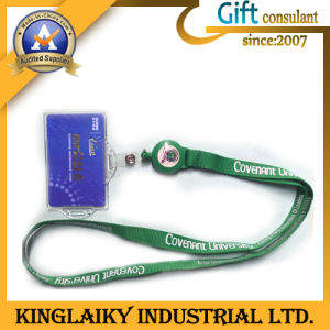 Personalized Printed Lanyard with Logo for Promotional Gift (KLD-014) pictures & photos