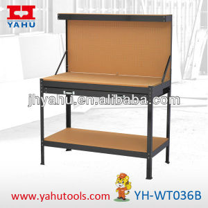 Manufacture Adjustable Electrical ESD Worktable for Factory pictures & photos