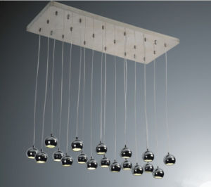Modern Aluminum Stainless Steel LED Ceiling Lamp pictures & photos