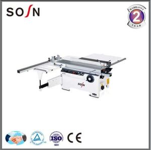 Tilting Sliding Table Saw for Woodworking (MJ6116TD) pictures & photos