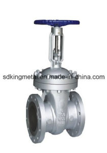 600lbs Cast Steel Screwed End Gate Valve pictures & photos